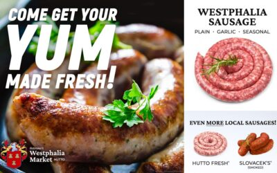 How to Cook Perfectly Browned Westphalia Sausage