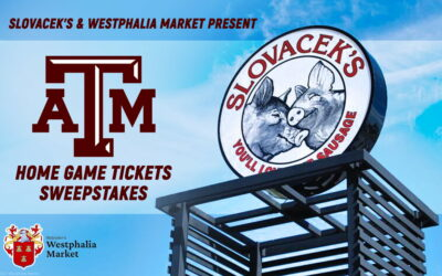 WIN 3 Tickets to the Texas A&M Final Home Game of 2021!